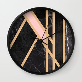 Vintage Life I Wall Clock