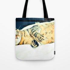 Кошка Tote Bag