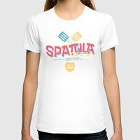 T-shirts featuring Spatula City! (open edition) by Gimetzco's Damaged Goods