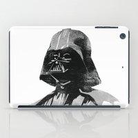 darth vader iPad Cases featuring Darth Vader by Hey!Roger