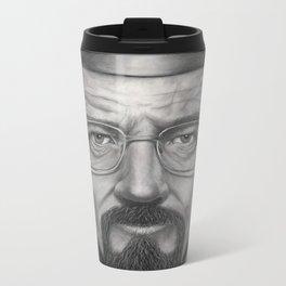 Meth = Death Metal Travel Mug