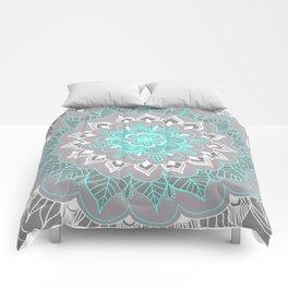 Bubblegum Lace Comforters