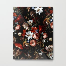 Night Garden XXXVIII Metal Print