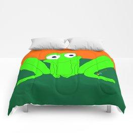 Shy Froggy Comforters
