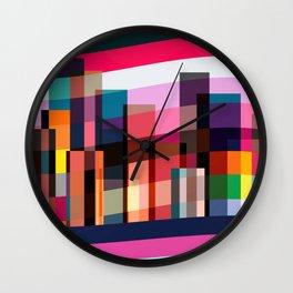 Dancing New York Wall Clock
