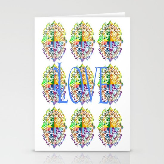 Charm Stationery Cards