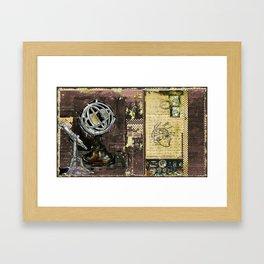 Astrolabe, 3 Framed Art Print