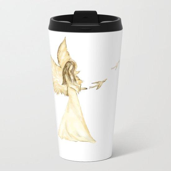 Release Metal Travel Mug