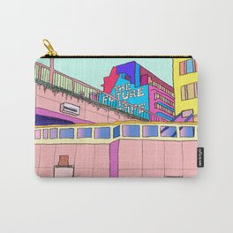 Urban Brussels - The Future is ... Carry-All Pouch