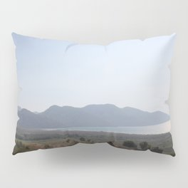 Akyaka to the Bay Of Gokova Pillow Sham