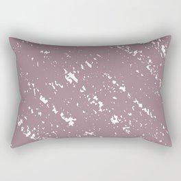 Mauve-Ment Rectangular Pillow
