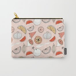 Mod Fruit Salmon Carry-All Pouch