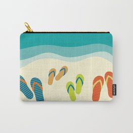 The Flip Flops Family Carry-All Pouch