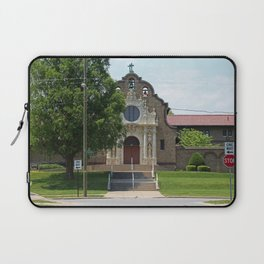 Monastery of the Visitation Laptop Sleeve