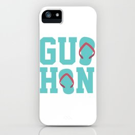 Guahan iPhone Case