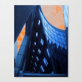 Wheelock Place Canvas Print