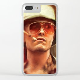 Doctor of Journalism Clear iPhone Case