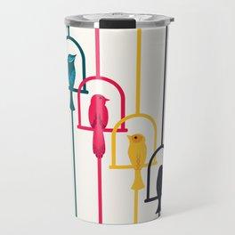 Chime in CMYK Travel Mug