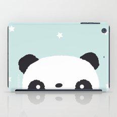 Panda in love  iPad Case