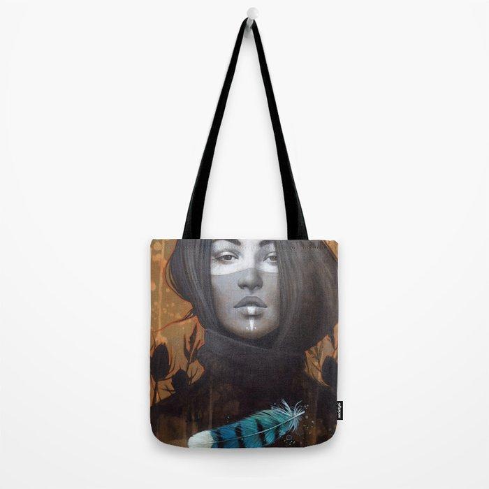 Marie-Bleue Tote Bag