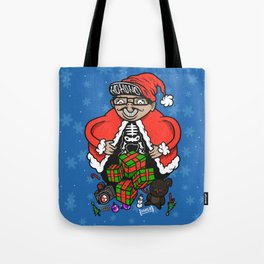 2012 Holiday Collaboration with Michael Shantz Tote Bag