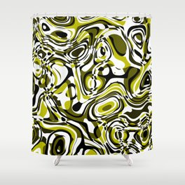 ill-defined 5 Shower Curtain