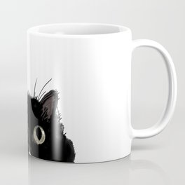The Black Cat Bijou Coffee Mug