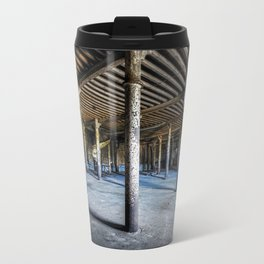 Abandoned Factory Travel Mug