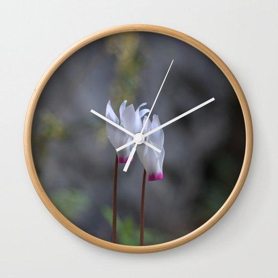 duet Wall Clock