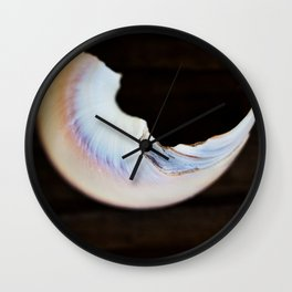 Moon Beach Wall Clock