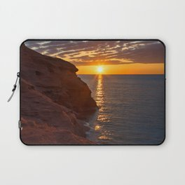 Seacow Head Sunset Laptop Sleeve