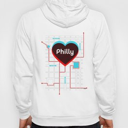 Philly In Transit Hoody