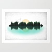 The Sounds of Nature Art Print