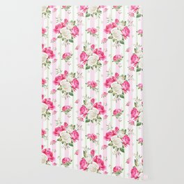 Belle époque flower power Wallpaper