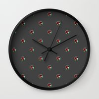 easter Wall Clocks featuring Easter by gasponce