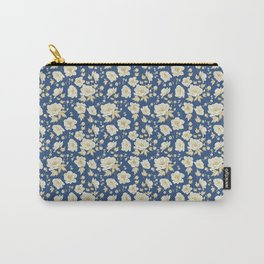 Design of vintage floral pattern. Carry-All Pouch