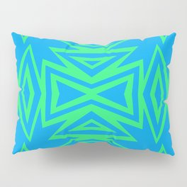 Firethorn Green - Coral Reef Series 013 Pillow Sham
