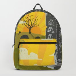 PARTY, BUT DON'T PARTY TOO HARD Backpack