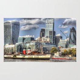 The Waverley and London Rug