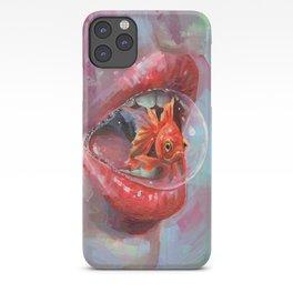 INNER FISH iPhone Case