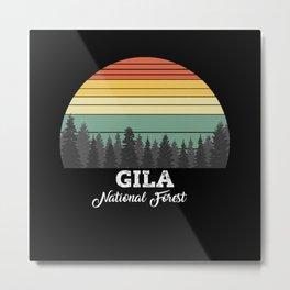 GILA NEW Metal Print