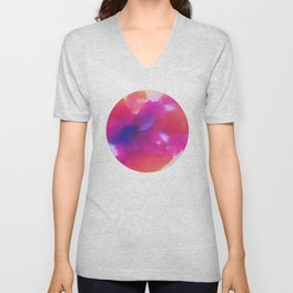 Colors of Love Unisex V-Neck
