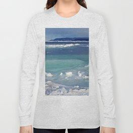 Snow and Ice pool Long Sleeve T-shirt