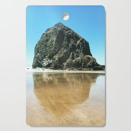 Haystack Rock, Cannon Beach, Oregon Cutting Board