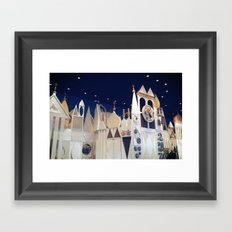 The Happiest Framed Art Print