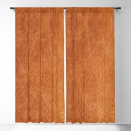 N91 - HQ Original Moroccan Camel Leather Texture Photography Blackout Curtain