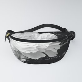 Floral And Graphic II Fanny Pack
