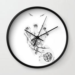 FMA Roy Mustang Wall Clock