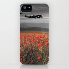 Halifax Bomber Boys iPhone Case
