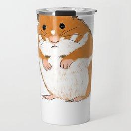 Hamster Travel Mug